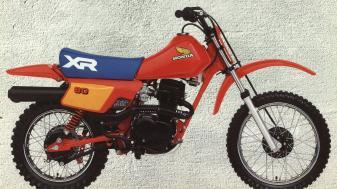 honda motorcycles xr80 xr80r rh xtreemedecals com 1982 Honda XR80 Specs 1981 honda xr80 owners manual