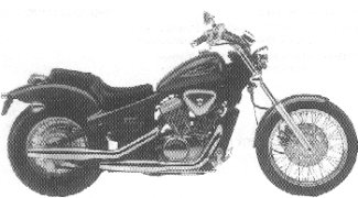 Honda vt600 owners manual