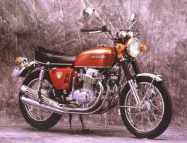 Honda Motorcycles CB750K FOUR