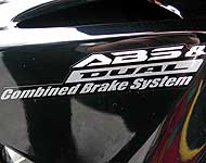 ABS Decal for Honda VFR 800 left side