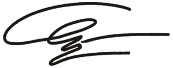 Casey Stoner Signature Decal