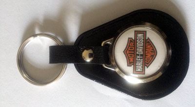Harley Davidson Key Ring