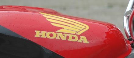 Honda Wings - 2 Colour