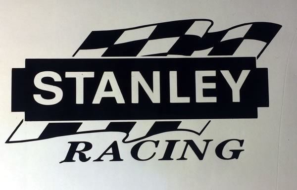 Stanley Racing Decal